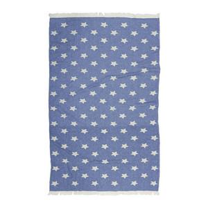 Toalla pestemal con estrellas - Alzubi Design
