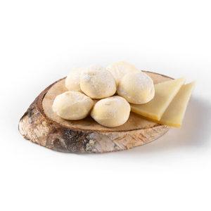 Trufas de queso de Urkiola