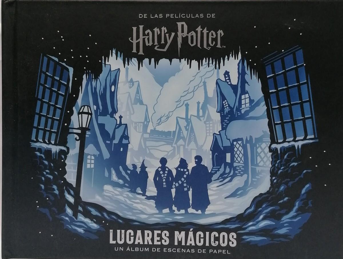 HARRY POTTER: LUGARES MAGICOS