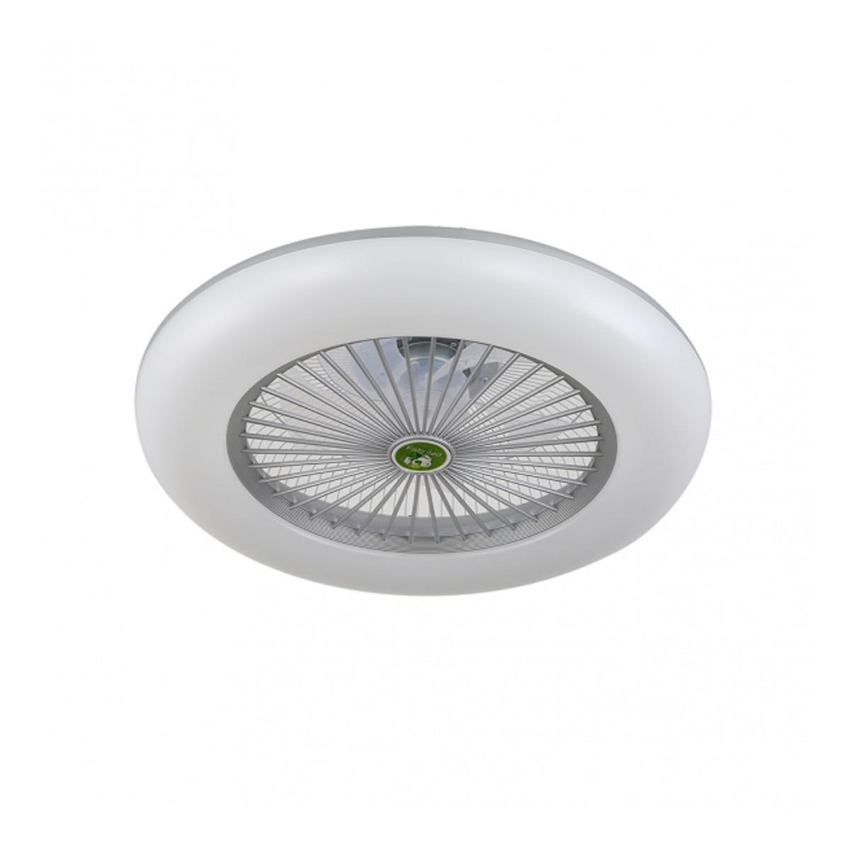 Ventilador sin aspas con iluminación LED